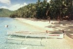 Sagisi Beach , Surigao City